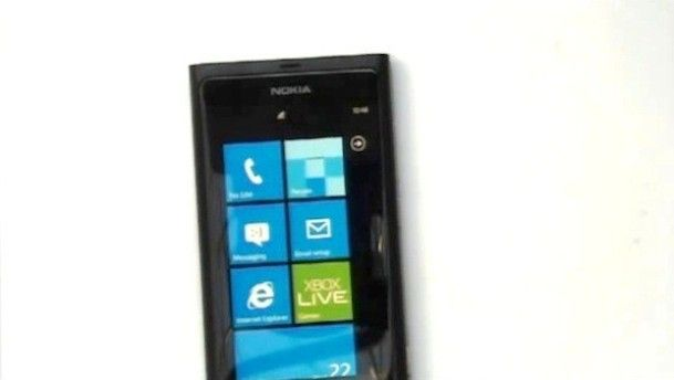 nokia windows phone sea ray