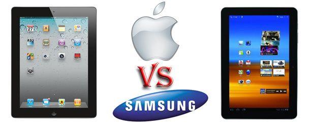 apple vs samsung apple, galaxy 10.1, Galaxy tab, iPad, pictures, Samsung, tablet