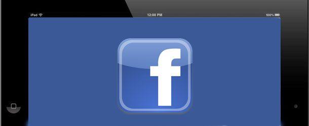 facebook ipad aplicação, aplicativo, App, facebook, iPad, pictures