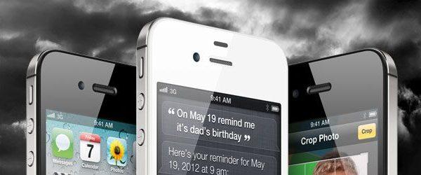 iphone 4S dia seguinte