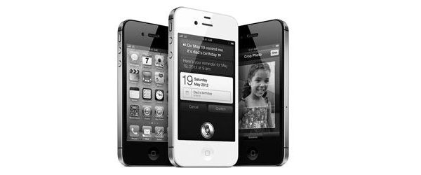 iphone 4S vende 4 milhoes