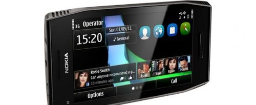 nokia x7 Nokia, pictures, review, X7