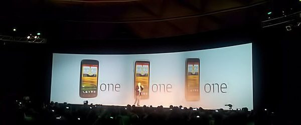 HTC-One - MWC 2012