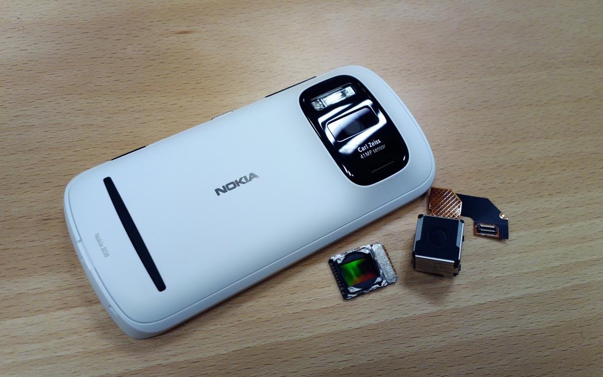 41 megapixel: a revelação da Nokia