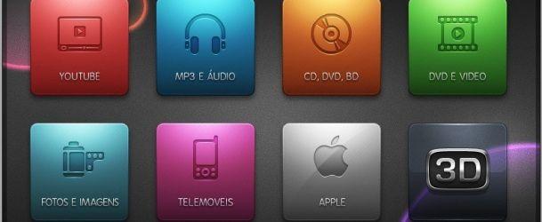 "DVD VIDEOSOFT ""free studio"", ""pacote multimédia"", free, grátis, pictures, videosoft"