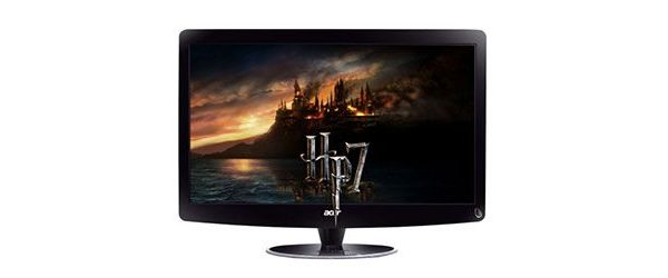 Monitor 3D de 27 polegadas acer HN274H-B