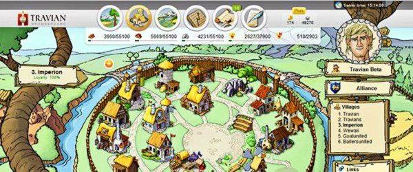 Travian---Cidade-já-construída
