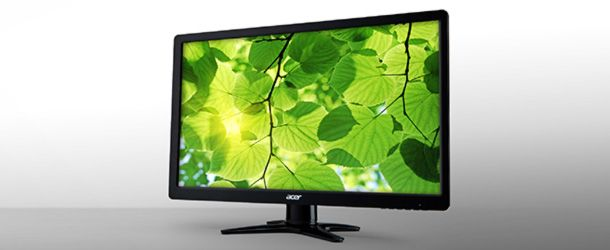 Monitores Acer G6 Series