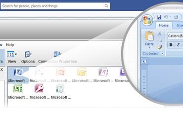 FaceBook-rdp-client