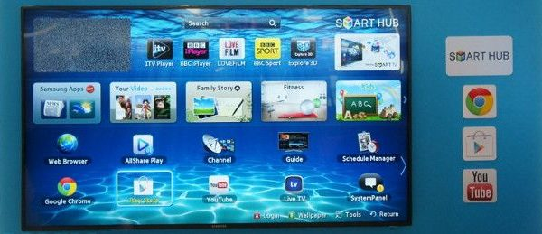 img samsmart 01a Android TV