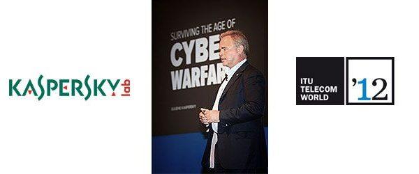 Eugene Kaspersky - ITU TELECOM WORLD 2012