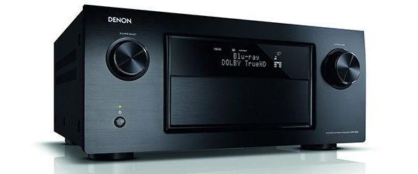 Denon AVR-4520: um recetor de cinema em casa com capacidade de proces-samento de vídeo 4K