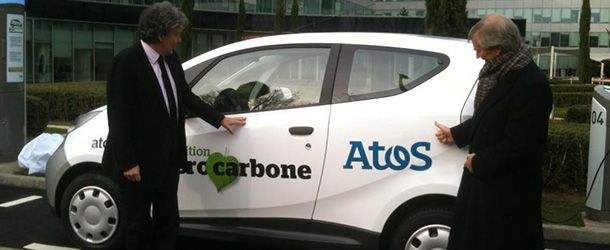 Atos - Thierry Breton - Vincent Bolloré - Zero Carbon Introduction