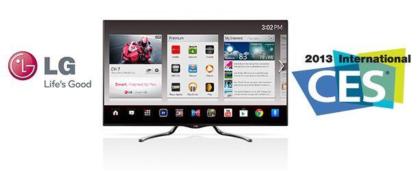 LG Smart Google TVs