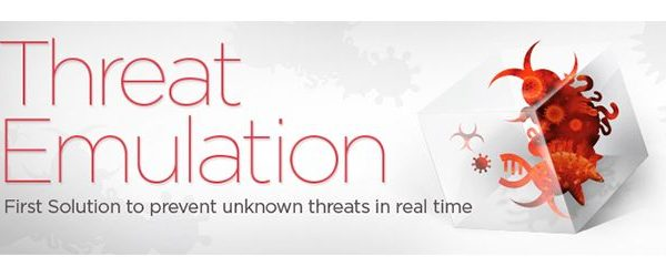 Check Point Threat Emulation Software Blade