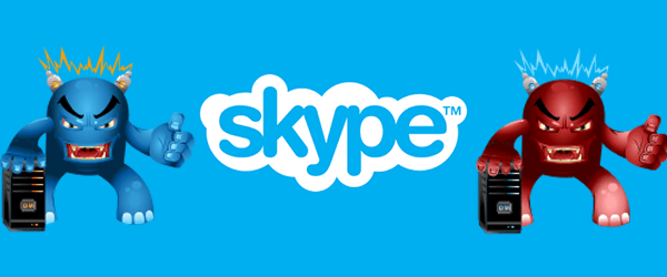 Skype-under-attack