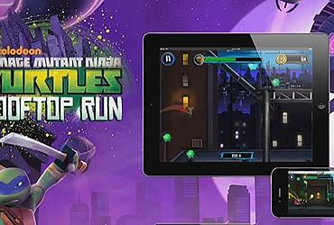 Teenage Mutant Ninja Turtles: Corrida no Telhado