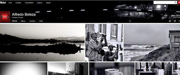 Flickr com novo design e 1 terabyte de capacidade de armazenamento