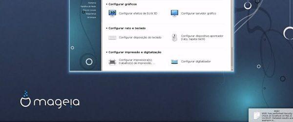 Distribuição Linux Mageia 3