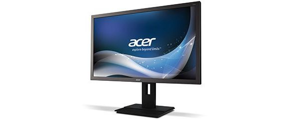 Monitor Acer B6 series