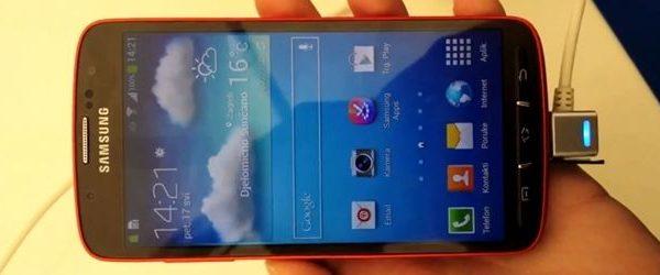 Vídeo exibe o novo Galaxy S4 Active