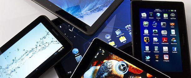 tablets1 Android, apple, featured, hp, IDC, intel, microsoft, PC, portáteis, Reuters, sistemas híbridos, tablet, vendas de tablets