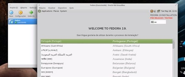 Fedora-19-Mate-Beta-1