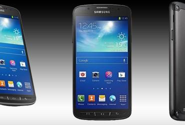 Samsung revela Galaxy S4 Active