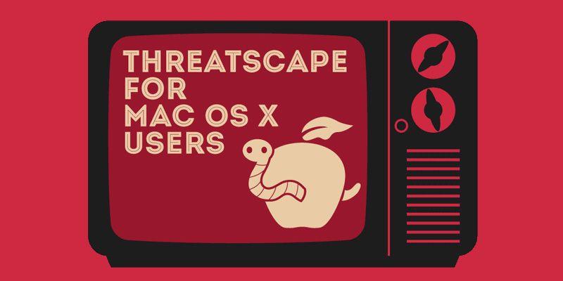 Top5 threats for mac ameaças cibernéticas, featured, infográfico, Mac OS X, malwares, threatsformac, vírus