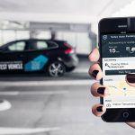 Volvo-Autonomous-Parking-app-smartphone
