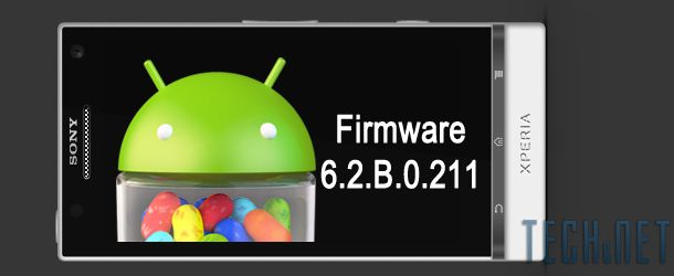 Firmware 6.2.B.0.211 corrigirá bugs do Android Jelly Bean no Sony Xperia S