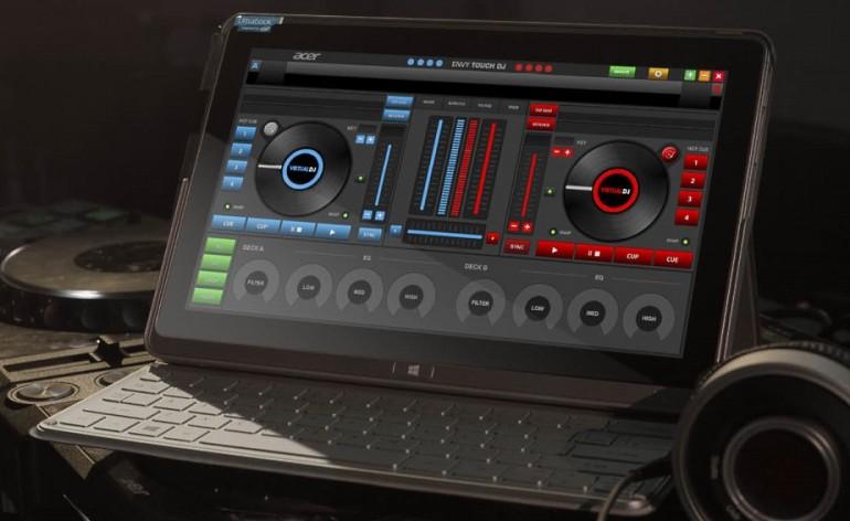 Virtual DJ Acer Edition
