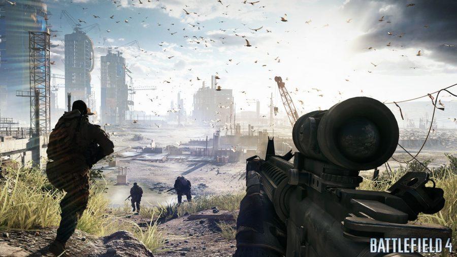 Battlefield 4 Battlefield, EA Games