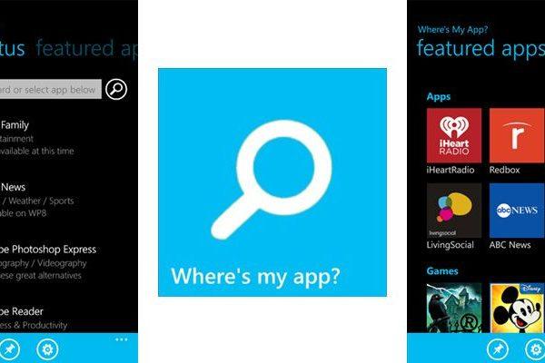 Where-is-my-app?