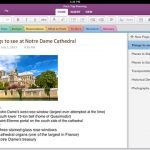 iPad 01 Android, iPad, iphone, Microsoft OneNote