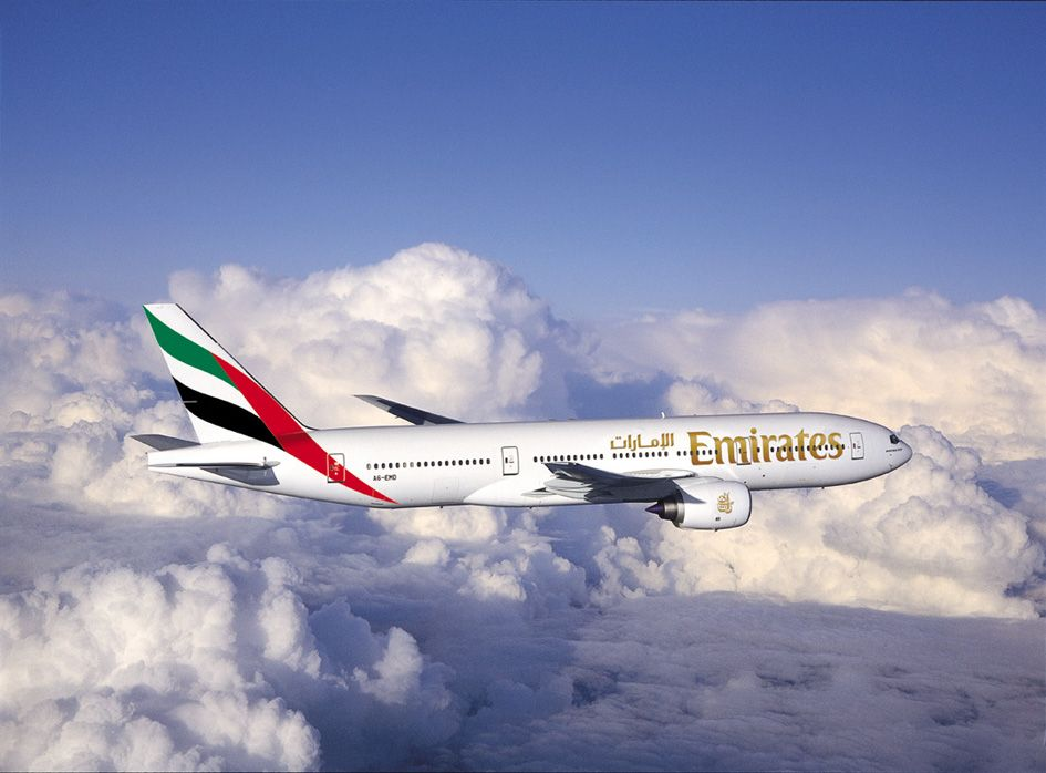 Emirates Airline no Google Now