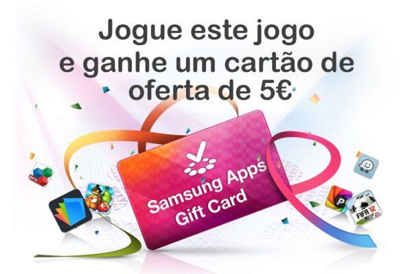 Samsung Apps passatempo