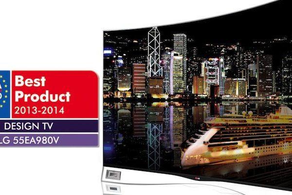 LG CURVED OLED TV EISA