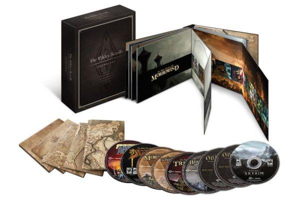 tes anthology The Elder Scrolls