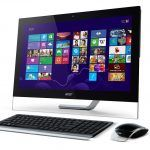 Aspire U5 front left XL acer aspire, All-in-One
