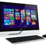 Aspire U5 front right XL acer aspire, All-in-One