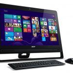 Aspire Z3 front right XL acer aspire, All-in-One
