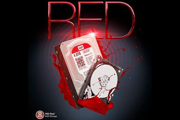 WD Red o primeiro disco rígido do mundo para sistemas NAS no formato de 2,5