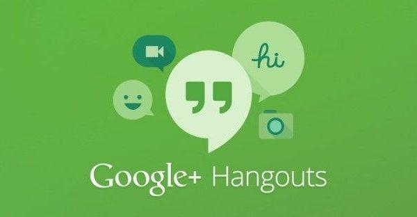 Google Hangouts - Actualização