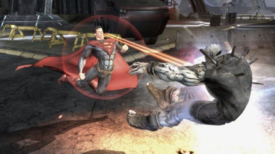 injustice3 injustice, jogo, Warner Bros Games