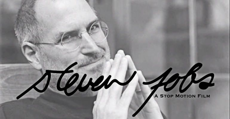 Steve Jobs - A Stop Motion Film by Yash Banka