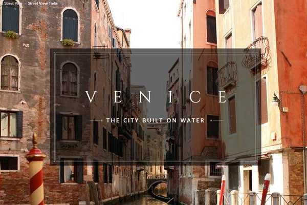 Veneza-google-street-view