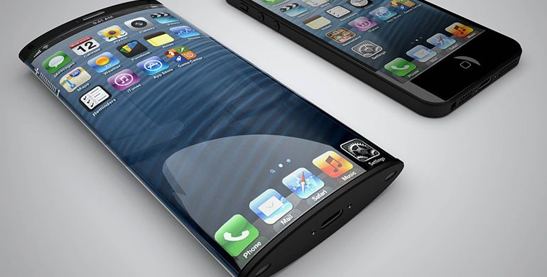 iPhone-curved