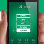 ColorADD Green share aplicação, App, ColorADD, daltónicos, Fundação Vodafone, smartphones, telemóvel