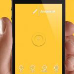 ColorADD Yellow share aplicação, App, ColorADD, daltónicos, Fundação Vodafone, smartphones, telemóvel